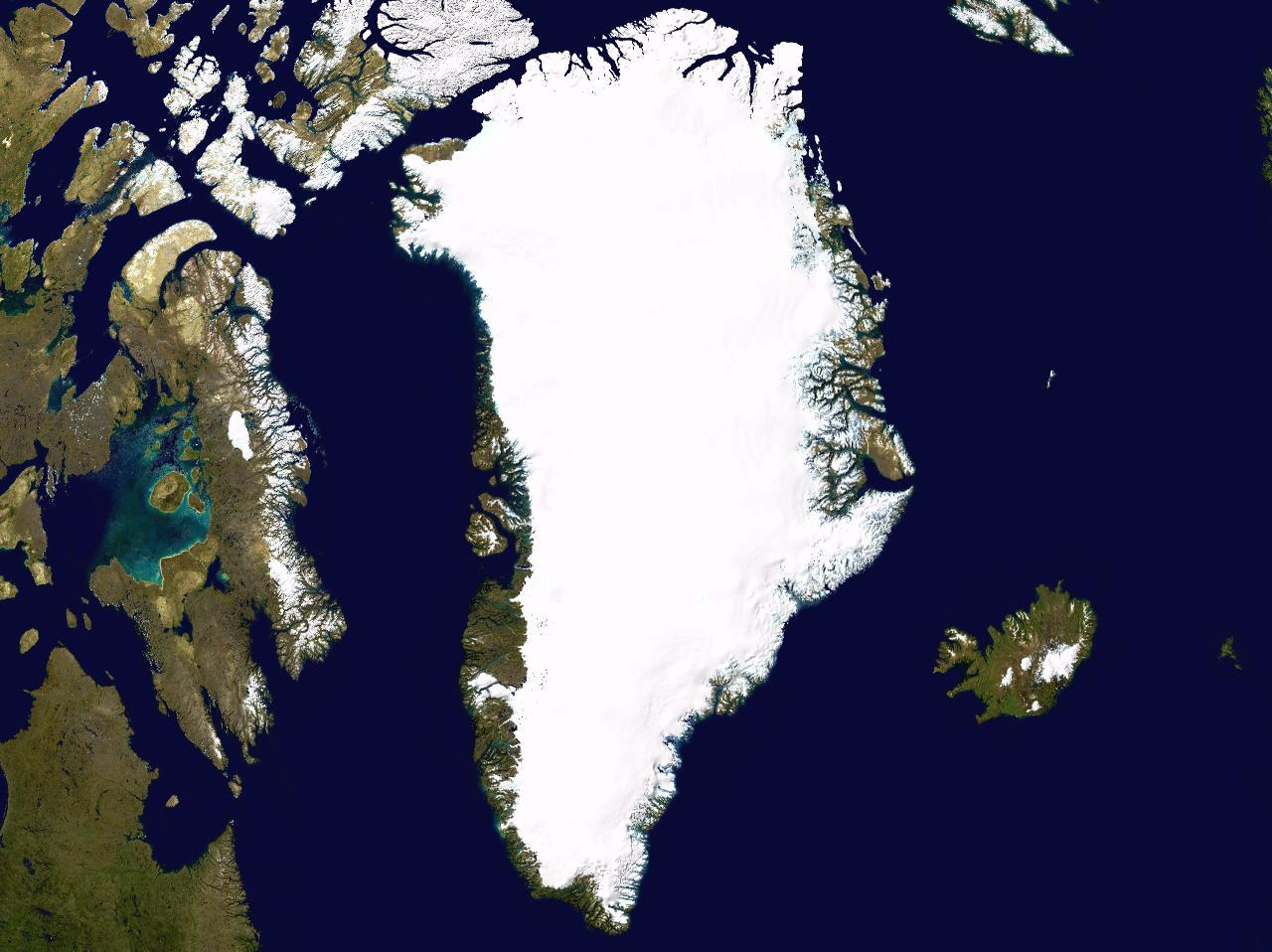 "Le mythe du ""Groenland vert des vikings""…"