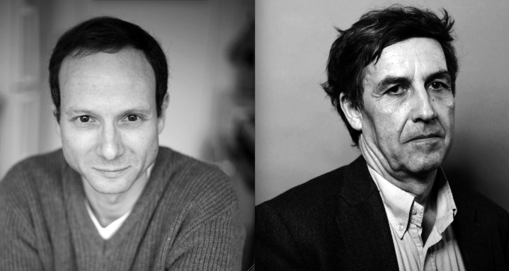 Frédéric Lordon et Emmanuel Todd (Editions du Seuil / Baltel-Sipa)