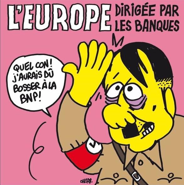 Socialisation des banques ! - Page 2 BNP-Charlie-Hebdo