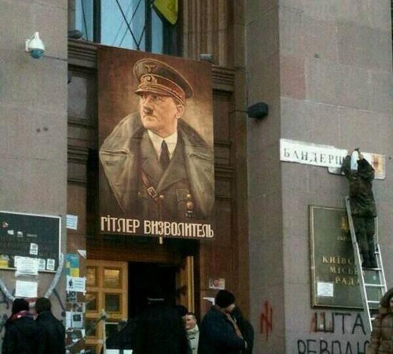 hitler nazi movement