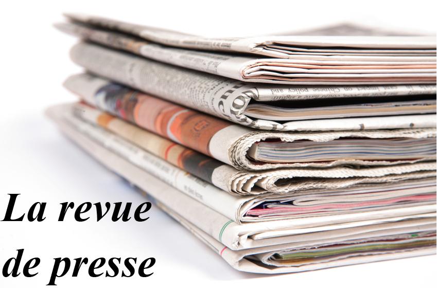 Revue de presse du 25/10/2014
