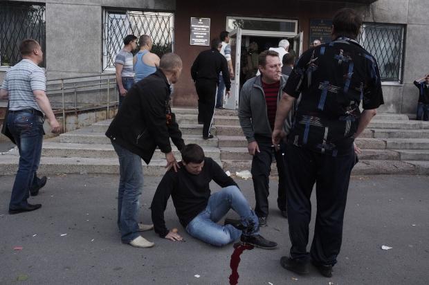 [Reprise] Paris Match Ukraine : Révélations sur la tuerie de Krasnoarmeïsk
