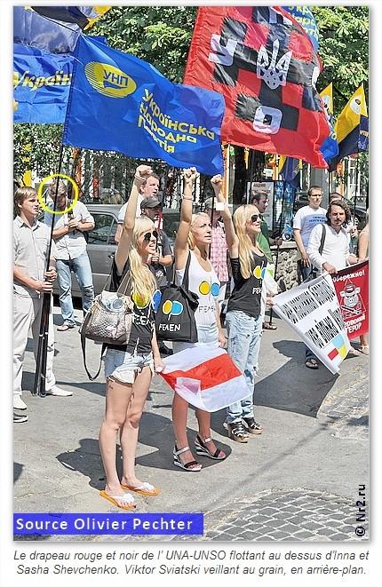 """Caroline Fourest : """"Les Femen ne sont pas nazies !"""" Bon, enquêtons alors… Femen-1"""