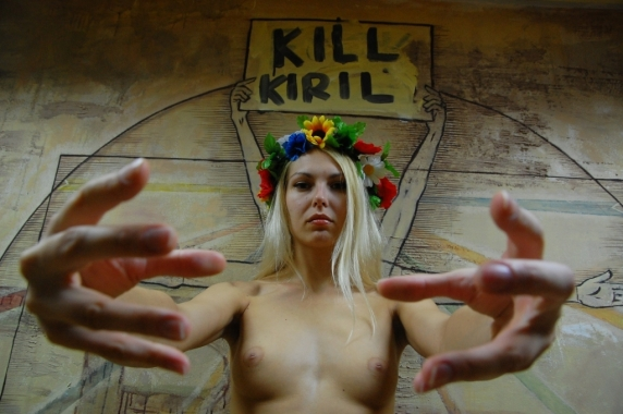 "Caroline Fourest : ""Les Femen ne sont pas nazies !"" Bon, enquêtons alors… Kill-kirill-2"