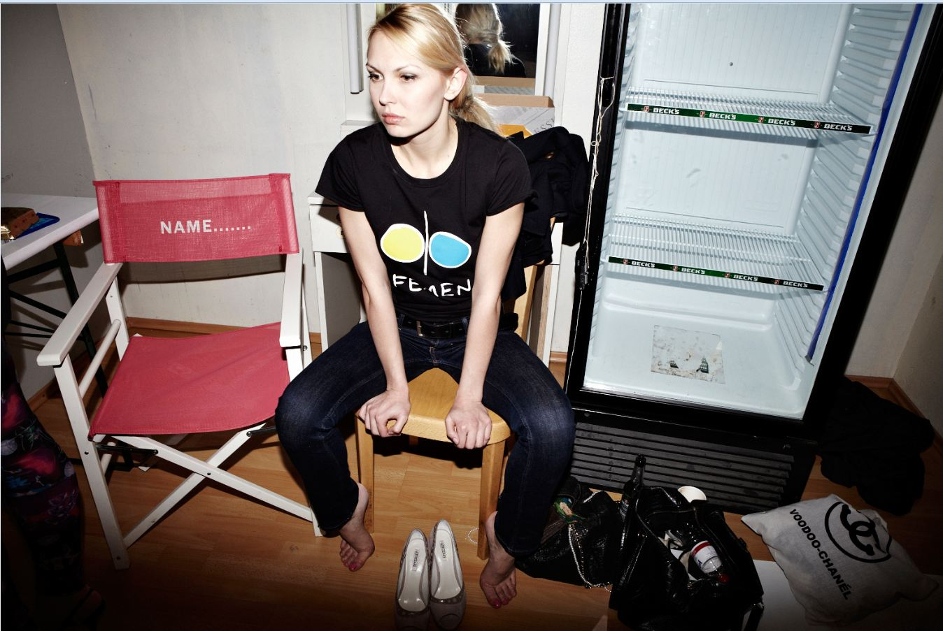 "Caroline Fourest : ""Les Femen ne sont pas nazies !"" Bon, enquêtons alors… Kill-kirill-7"