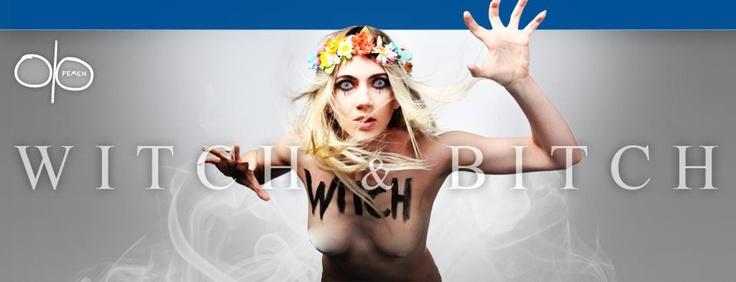 """Caroline Fourest : """"Les Femen ne sont pas nazies !"""" Bon, enquêtons alors… Witch-bitch"""