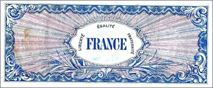billets americains france 2 Lhistoire vraie : il y a 50 ans, le 6 juin 1964, Charles de Gaulle refusait de commémorer «le débarquement des anglo saxons»