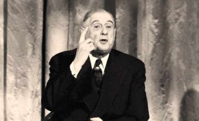 de gaulle Churchill france Lhistoire vraie : il y a 50 ans, le 6 juin 1964, Charles de Gaulle refusait de commémorer «le débarquement des anglo saxons»