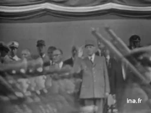 charles de gaulle débarquement de Provence Lhistoire vraie : il y a 50 ans, le 6 juin 1964, Charles de Gaulle refusait de commémorer «le débarquement des anglo saxons»