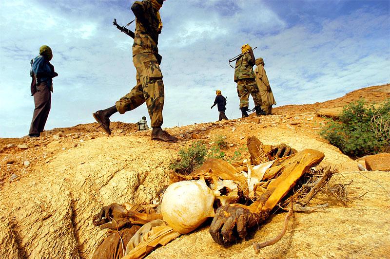 Lhorreur Au Soudan Le Gnocide Du Darfour