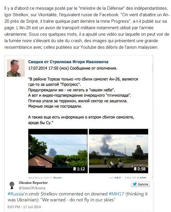 [Analyse des médias, spécial journaliste] MH17 : 4 énormes manipulations colportées par nos médias, et jamais corrigées… 1-vk-2