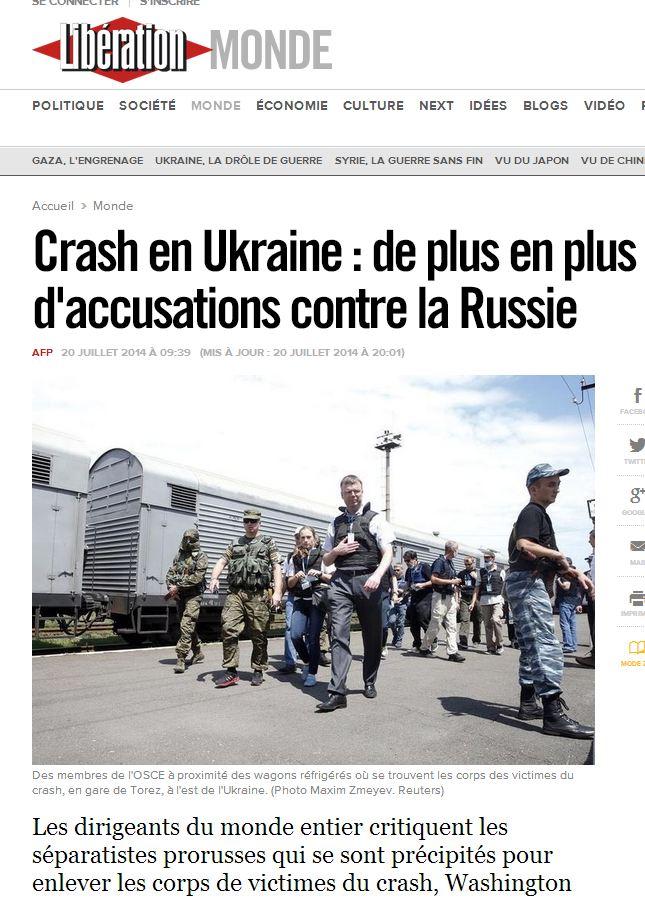 [Analyse des médias, spécial journaliste] MH17 : 4 énormes manipulations colportées par nos médias, et jamais corrigées… 3-corps-3