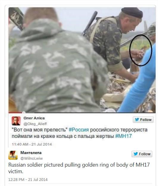 [Analyse des médias, spécial journaliste] MH17 : 4 énormes manipulations colportées par nos médias, et jamais corrigées… Bague-3