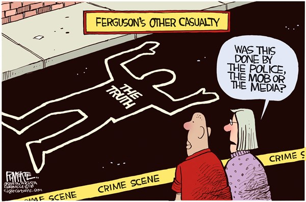 Cartoon Fergusson 1