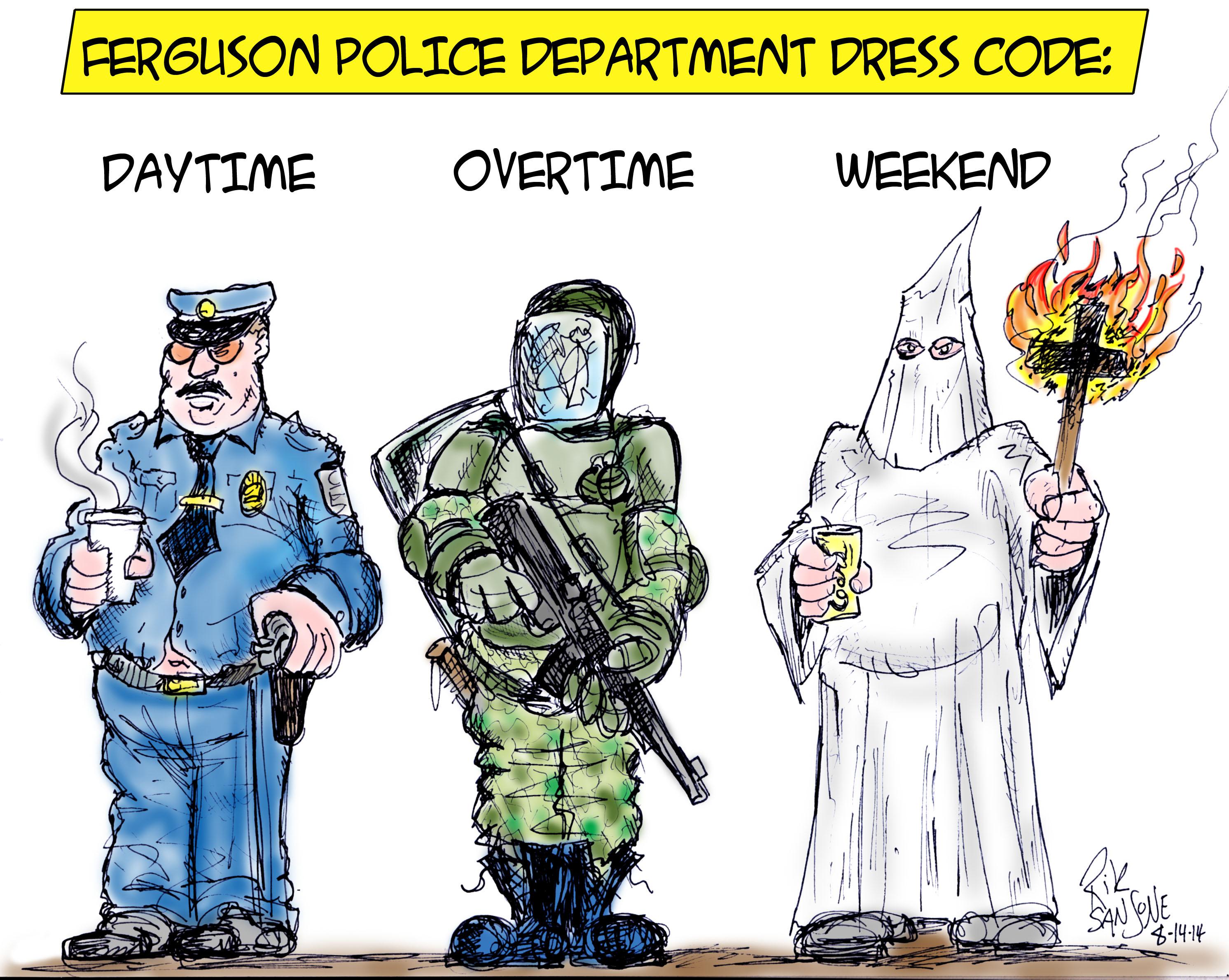 Cartoon Fergusson 4