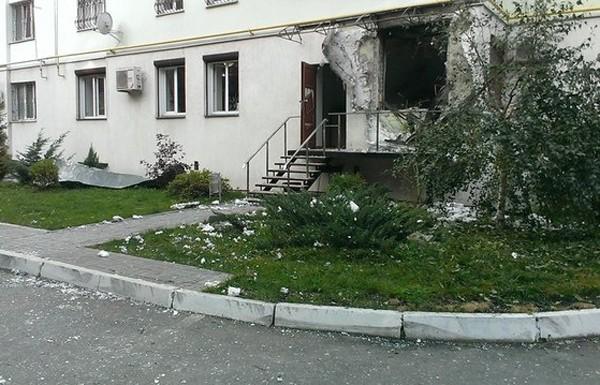 Explosion à Kharkov