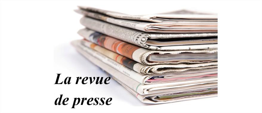 Revue de presse du 27/12/2014