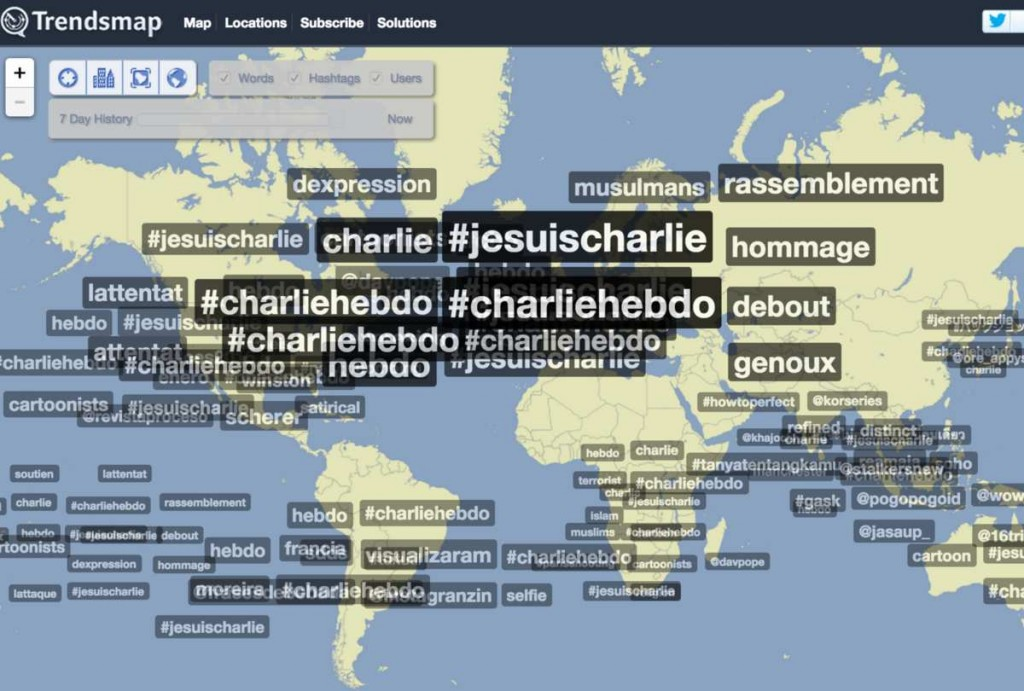 Capture Trendsmap
