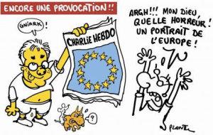 Caricature: Encore une provocation !!