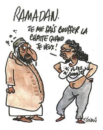 histoire drole ramadan