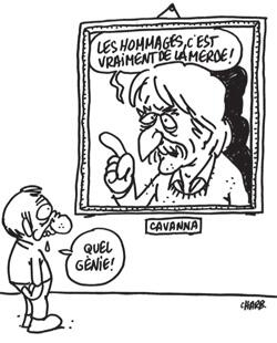Charlie-Hebdo - Page 2 Hommages