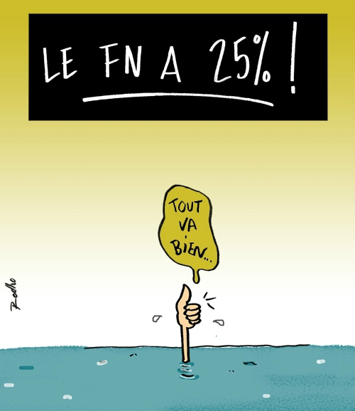 Delamarche, Sapir, Béchade, dernières infos économie UE + caricatures actus 103023650