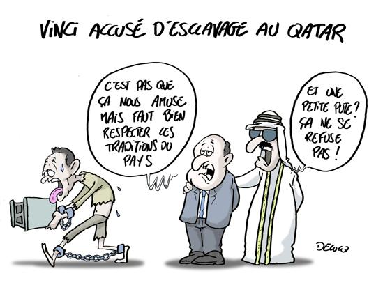 Delamarche, Sapir, Béchade, dernières infos économie UE + caricatures actus 20150324225448