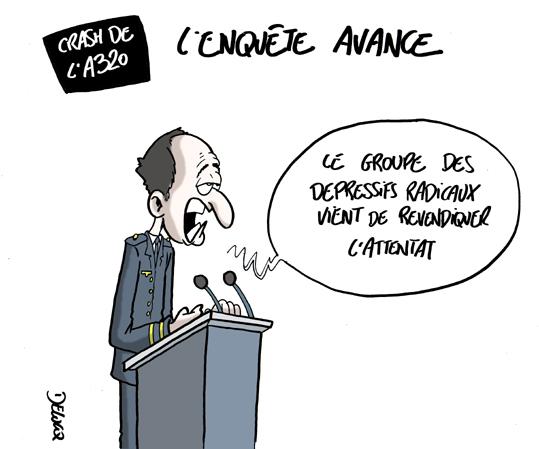Delamarche, Sapir, Béchade, dernières infos économie UE + caricatures actus 20150330091439