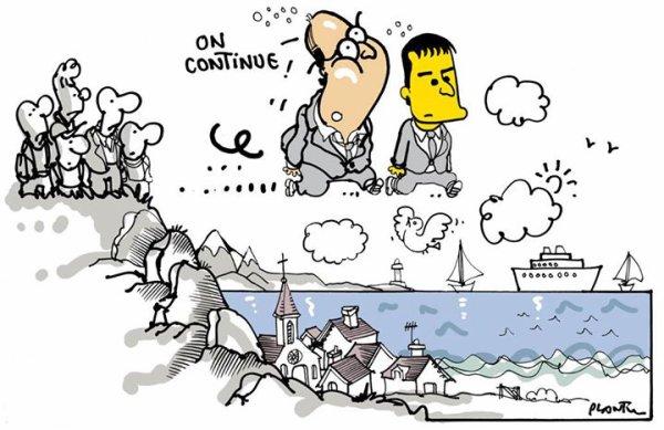 Delamarche, Sapir, Béchade, dernières infos économie UE + caricatures actus 3247770670_1_3_qWpwcLqQ