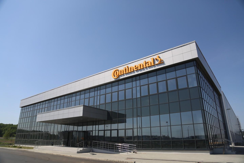 La dernière usine de Continental en Russie
