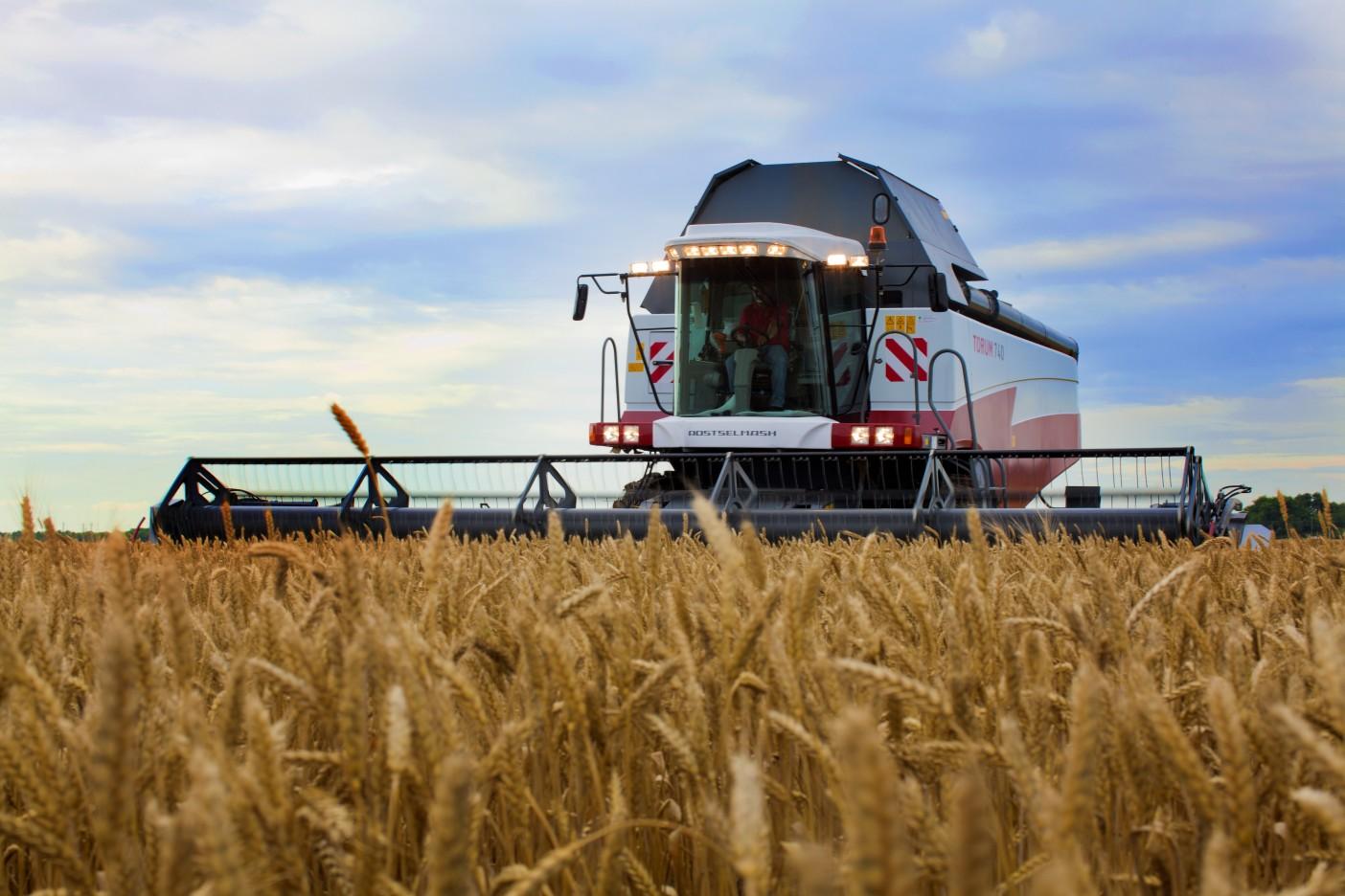 Tracteur Torum 740