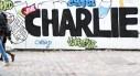 """Un site de construction tagué """"Charlie Hebdo"""" à Rennes le 6 mars 2015"""