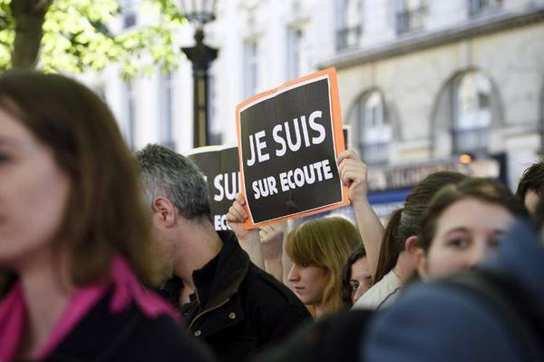 """La Surveillance en France ou comment """"encadrer"""" les Libertés... Je-suis-sur-ecoute"""