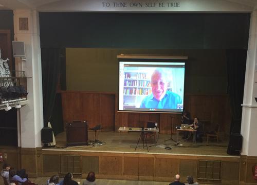 Noam Chomsky et la stupidité institutionnelle