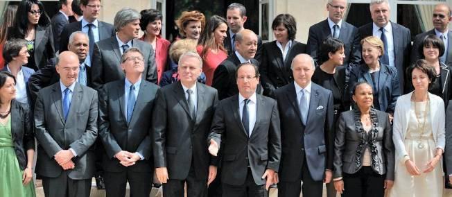 La france de 2025 vue par les ministres for Ministre de france