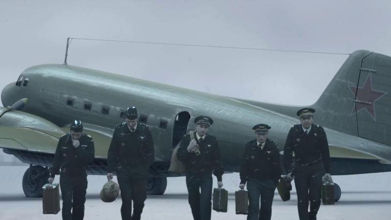 De retour ! Pilotes-niemen