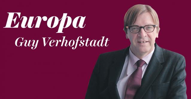 La France s'érige en Big Brother européen, par Guy Verhofstadt
