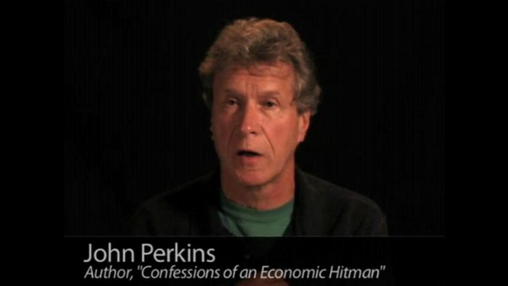 Confessions d'un assassin économique, par John Perkins