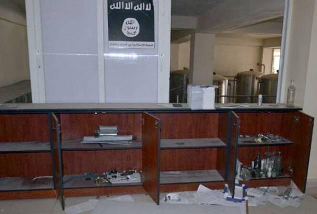« Mon usine était le quartier général de l'État islamique à Alep » par Farès el-Chehabi