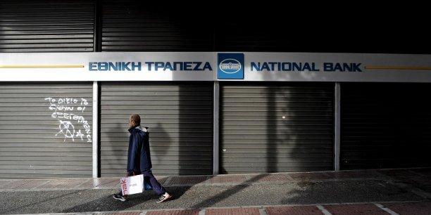 banques-grecques