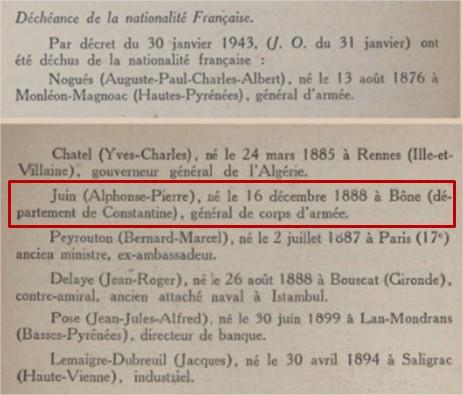Histoire d ch ance de nationalit une vieille tradition - Bureau de nationalite francaise ...