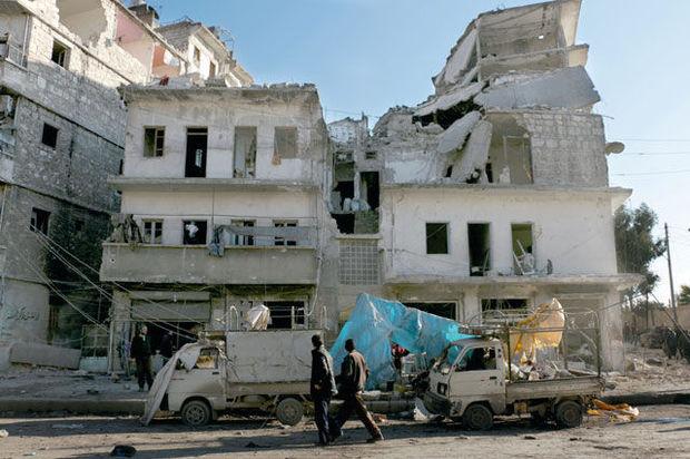 Irak et Syrie ou l'arnaque occidentale de l'EI  - Page 4 2783755