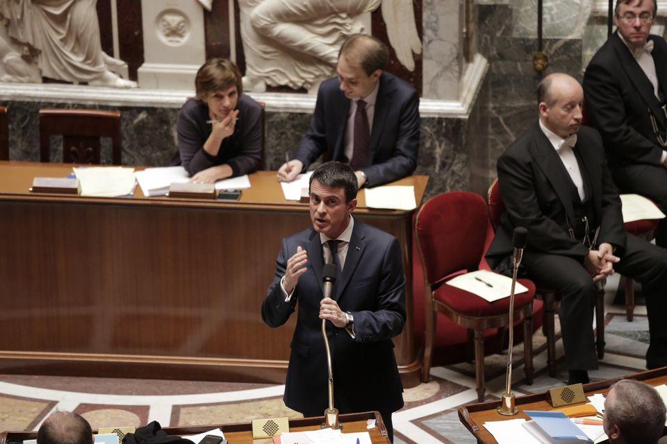 Gouvernement Valls 2 ça va valser ! Macron ne vous offrira pas de macarons...:) 849179-_p9a70641
