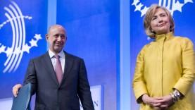 US-POLITICS-CLINTON-GLOBAL