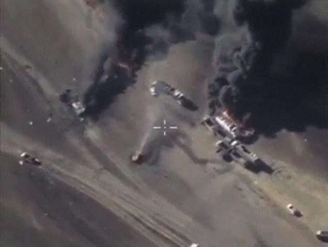Les États-Unis estiment que la Russie a jusqu'à présent atteint ses objectifs en Syrie à un coût supportable, par Jonathan Landay