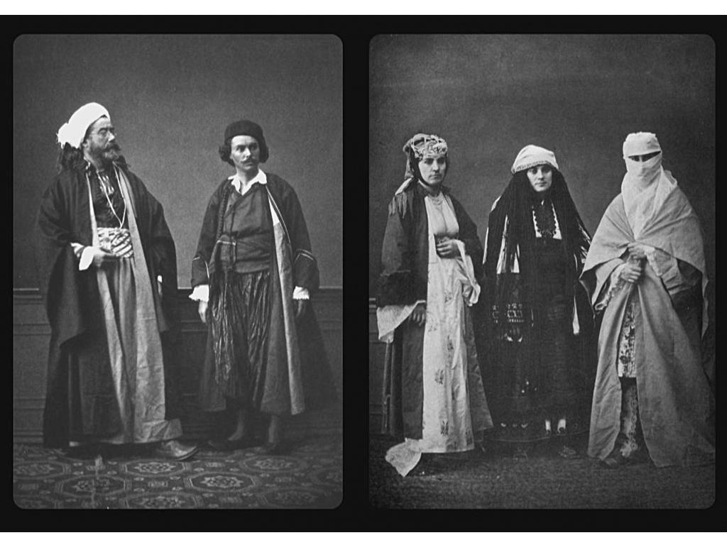 La fin des Ottomans (1 & 2)