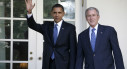 USA - 2008 Presidential Election - President-Elect Obama Meets with President Bush