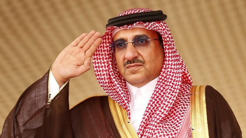 Mohammed bin Nayef bin Abdelaziz Al Saoud