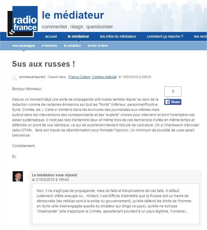 mediateur