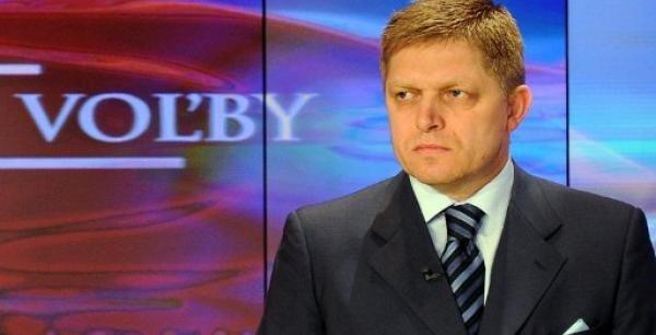 Le premier ministre slovaque, Robert Fico, a subi une lourde défaite samedi. (Crédits : Reuters)